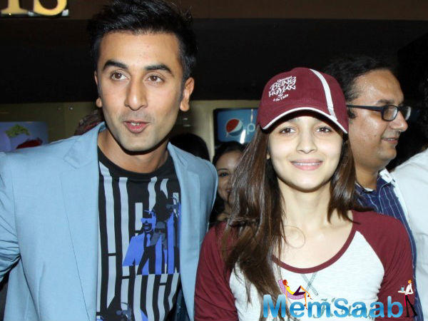 However, since the past few months, there have been speculations of Alia Bhatt and Ranbir Kapoor spending a lot of time with each other.