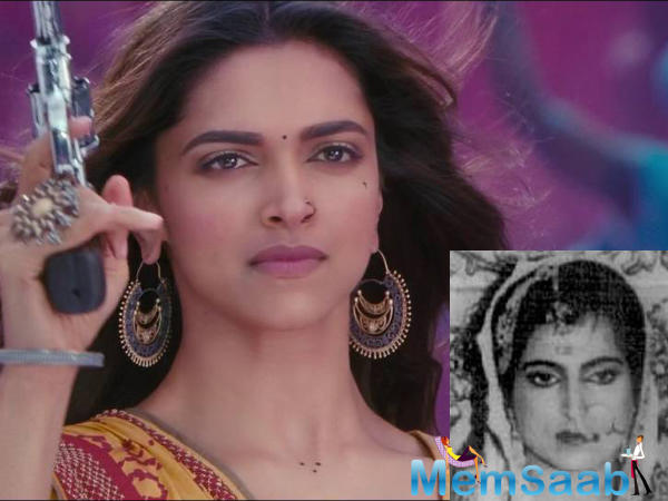 """Deepika says, """"Even this film will be emotionally draining since it is based on a true story. It's a recent incident. It happened in the '90s,"""" she added."""