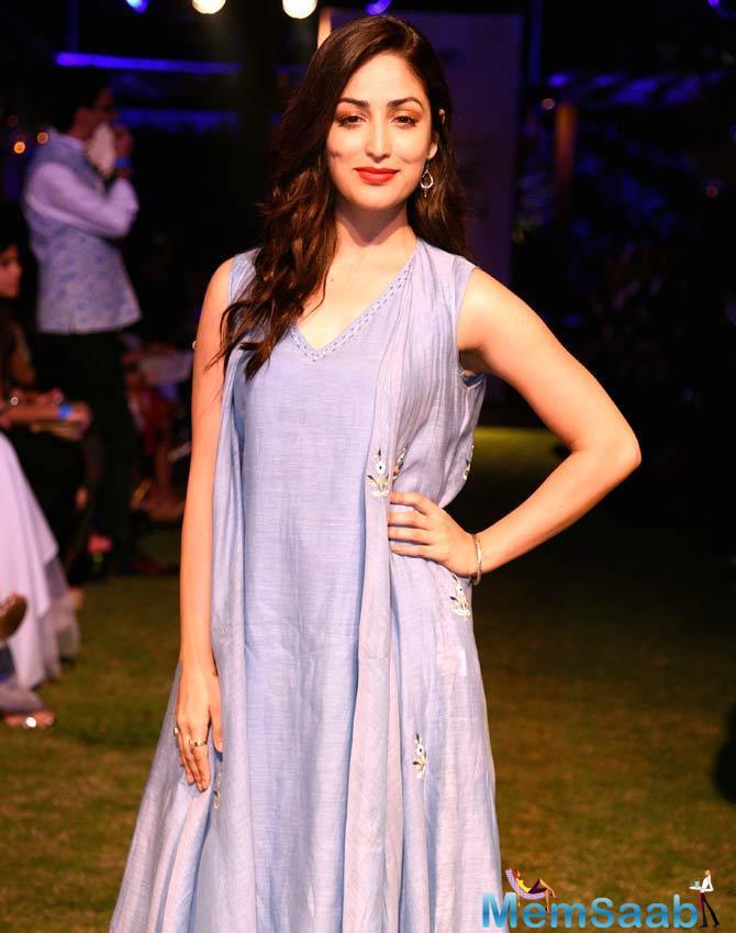 Yami Gautam is all set to kick start Shree Narayan Singh's Batti Gul Meter Chalu, where shes all set to play a lawyer.