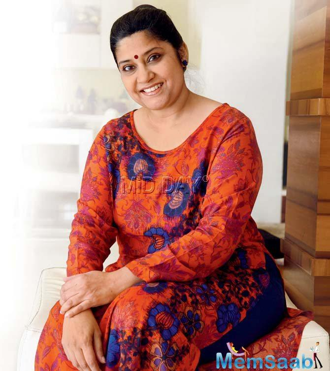Renuka, who was last seen in