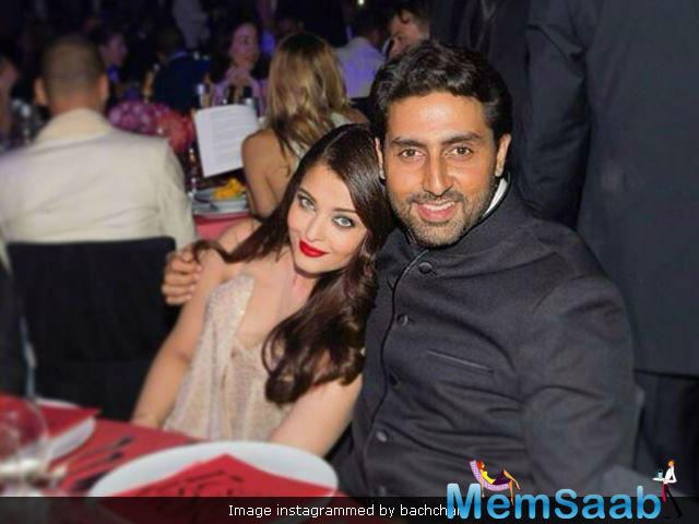 Abhishek Bachchan and Aishwarya Rai Bachchan were to team up for Shailesh R Singh's production last year.
