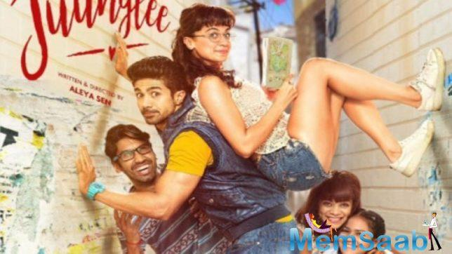 The Taapsee Pannu and Saqib Saleem starrer 'Dil Junglee' pushed its release date from February 16 to March 9 in order to avoid the clash with Neeraj Pandey's 'Aiyaary.