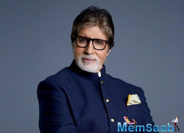 Taking to Twitter, Big B reassured his followers that all is fine and there is nothing to worry about.