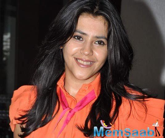 As Ekta announced the big news, Ashwiny also mentioned that she is looking forward to the collaboration.
