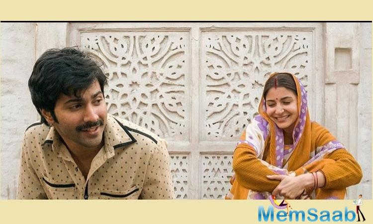 A film about finding love and respect through self-reliance, Varun and Anushka starrer Sui Dhaaga - Made in India is a heart-warming story that is rooted in the Indian milieu and celebrates the spirit of self-reliance.