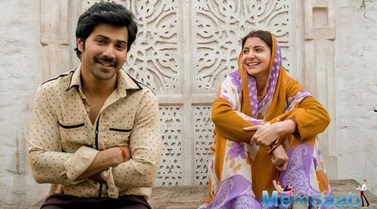 Yash Raj Films' entertainer Sui Dhaaga - Made in India is set to release on September 28 this year, right before Gandhi Jayanti. Varun plays the role of a tailor and Anushka plays an embroiderer in the film.