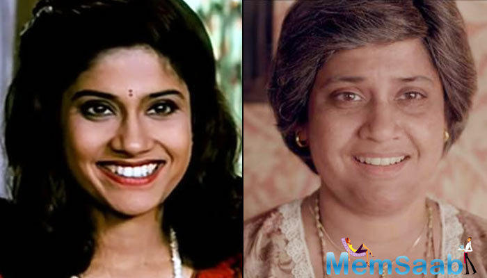 Renuka was initially stunned when she was narrated her character, as she has never done a role similar or close to this.
