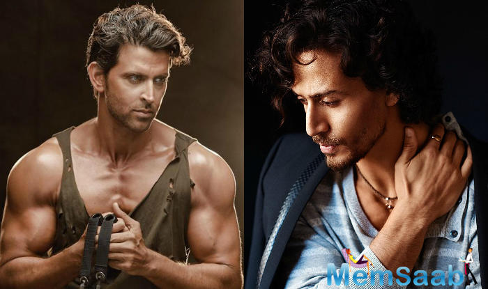 Tiger Shroff has clarified that he will not be a part of Hrithik Roshan's film, Super 30.