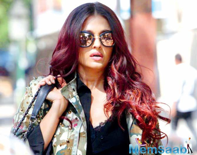 Last evening, the makers of Fanne Khan shared an image of Aishwarya Rai Bachchan from the film on social media.