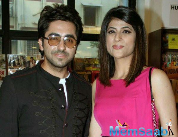 Ayushmann Khurrana's wife Tahira Kashyap has turned director with short film Toffee and plans to soon direct feature films as well.