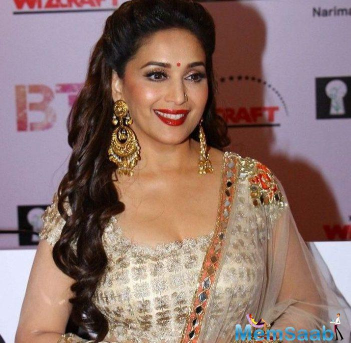 Having taken things slow on the professional front over the last decade, this year sees Madhuri Dixit-Nene moving ahead with gusto.