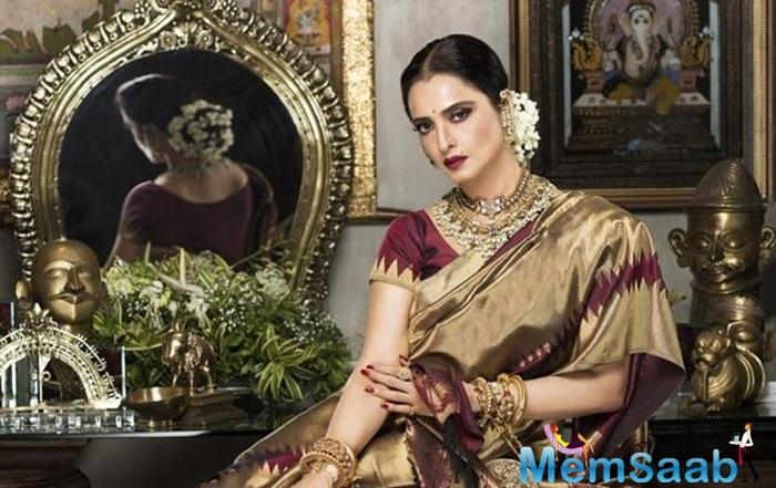 Ace designer Sabyasachi Mukherjee says he would like veteran cine icon Rekha to be his muse for a fashion show this year.