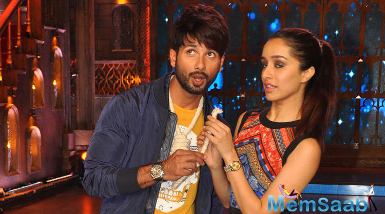 """""""Shahid opined that staying close to the locals would help Shraddha and him pick up their dialect, which would lend an air of authenticity to their characters,"""" added the source."""