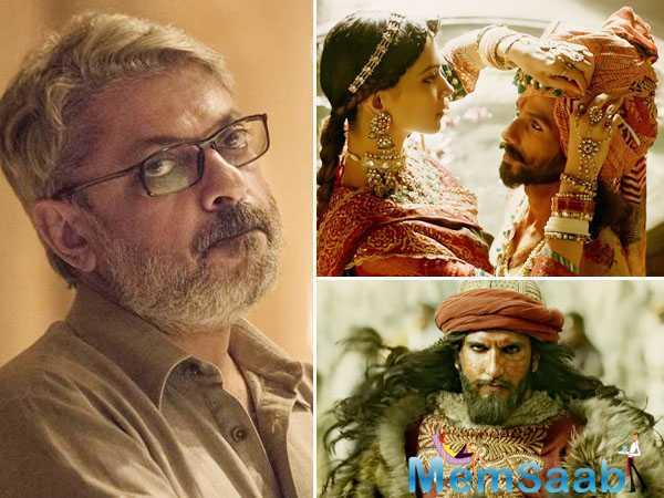'Padmaavat' has beaten the records of the director's previous films, including the top grossers 'Bajirao Mastani' and 'Ram Leela', in terms of its Box Office collections.