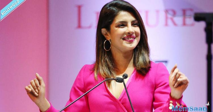 Priyanka Chopra is one Bollywood actress who has challenged every stereotype in the industry and successfully made her dent by taking up big risks.