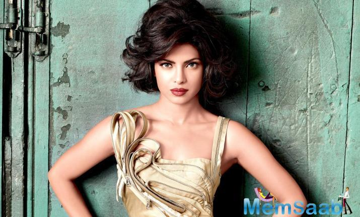 Subhash Ghai has already had a word with Priyanka Chopra and the two have discussed the film.