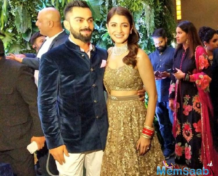Virat Kohli and Anushka Sharma tied the knot in Tuscany on December 11, 2017.
