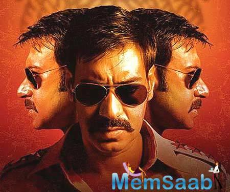 An animated version of Bollywood action-flick, Singham is coming out soon.