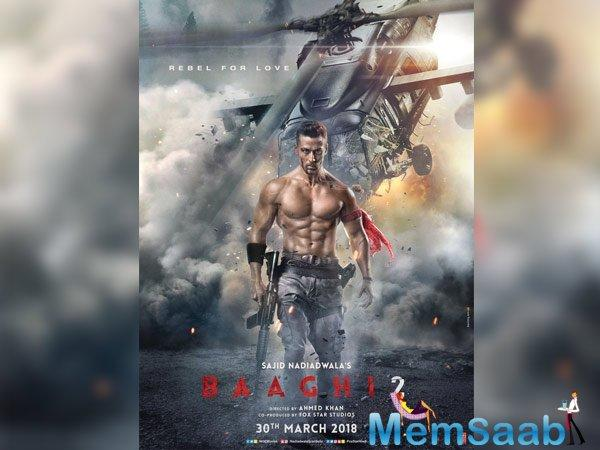 Interestingly, the makers of the Baaghi franchise have already announced the third instalment of the film starring Tiger Shroff.