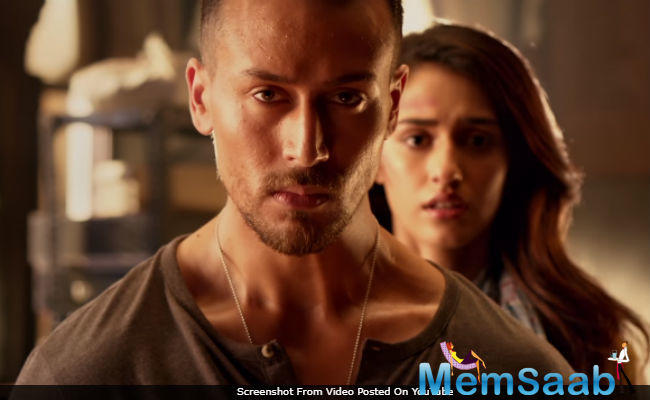 The much-awaited trailer of Tiger Shroff's romantic actioner 'Baaghi 2' is finally out today.