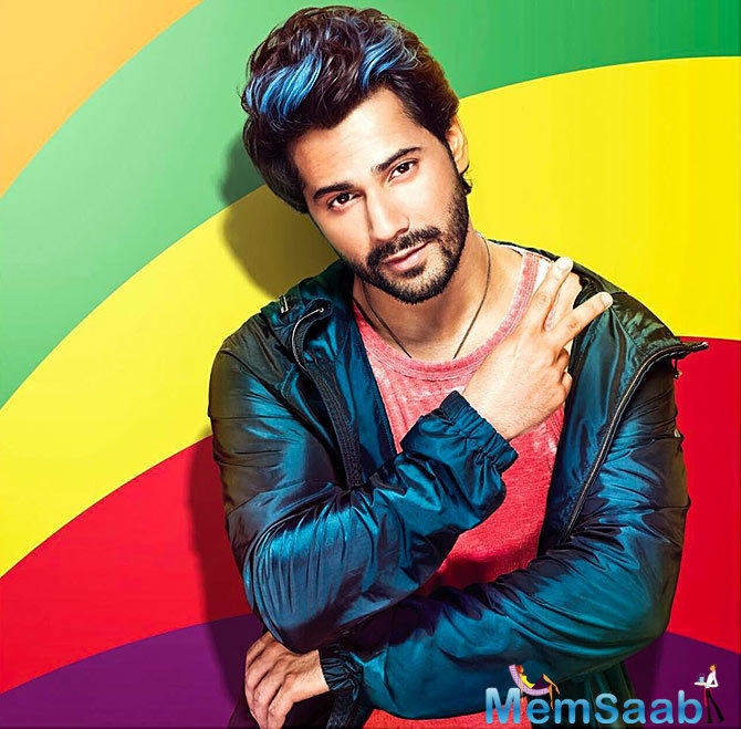 Varun, who will next be seen in Shoojit Sircar's romantic drama 'October', says he does not follow any rule book for success, and his aim is to stay as diverse as possible in his choice of roles.
