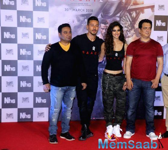 'Baaghi 2', sequel to the 2016 action drama, is to be released on March 20.