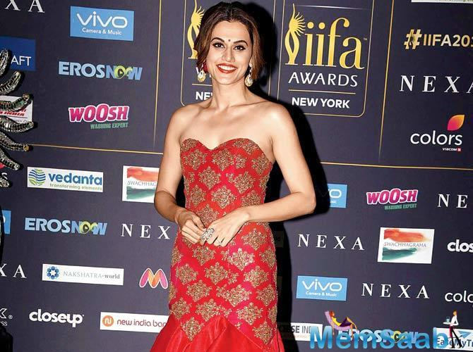 The film in which she's paired opposite Diljit Dosanjh will see Taapsee playing an athlete.