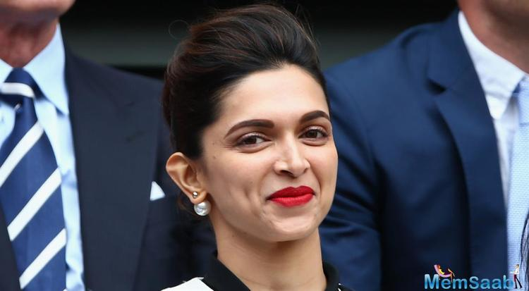 Speaking at an event, the Padmaavatactor said her sportsmanship helped her quickly overcome the psychological problem she suffered.