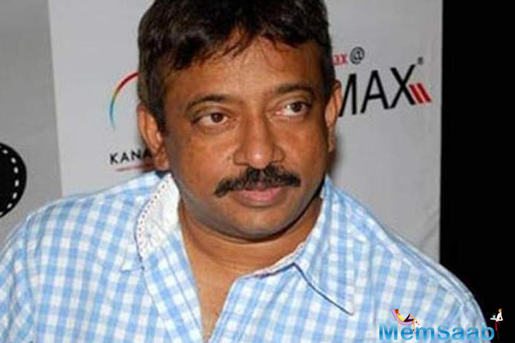 However, RGV maintained that he has not shot the