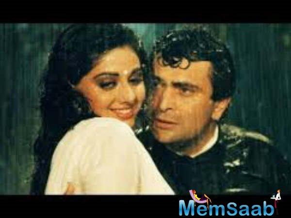 Before his tweet censuring the press, Rishi Kapoor posted this message of condolence for Sridevi's family,
