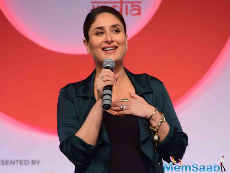 Kareena Kapoor Khan has been roped in as the brand ambassador of fruit based soft drink brand Rasna masala orange.