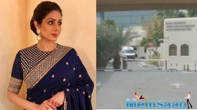 On Saturday evening, Sridevi drowned in the bathtub of room number 2201 at the Jumeirah Emirates Towers Hotel here.