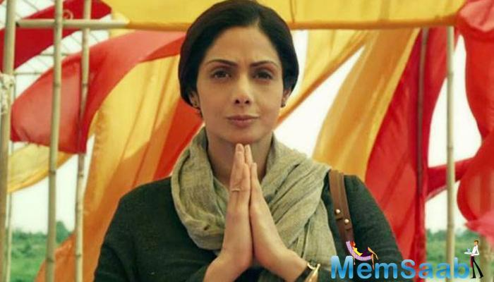 The Mardaani actress also recalled her childhood days and some precious memories of Sridevi. She said that Sri Ji used to address her as Laddu when she used to go on sets to see her shooting in her childhood days.