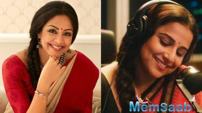 "Remarked Vidya Balan, ""As a Tamil ponnu (girl), I feel happy about our film being remade in Tamil."