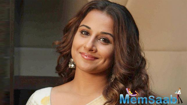 Of her beauty rituals, childhood memories and more on Holi, Vidya said in a statement: