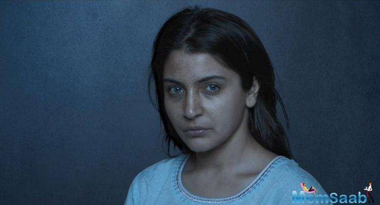Star cricketer Virat Kohli has showered praise on his actress-wife Anushka Sharma's work in her latest release 'Pari'.