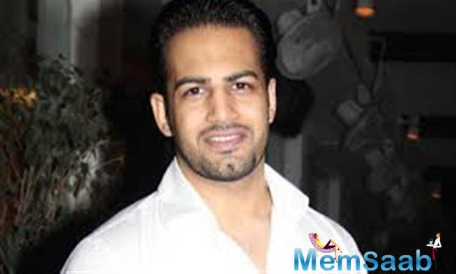 Upen had played a negative role in Shankar's Telugu film 'I'.