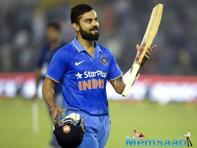 Former India captain Sourav Ganguly lauded Kohli for being a terrific leader and leading everyone along the road. The 45-year-old even praised the swashbuckling batsman for involving veteran MS Dhoni in his plans.