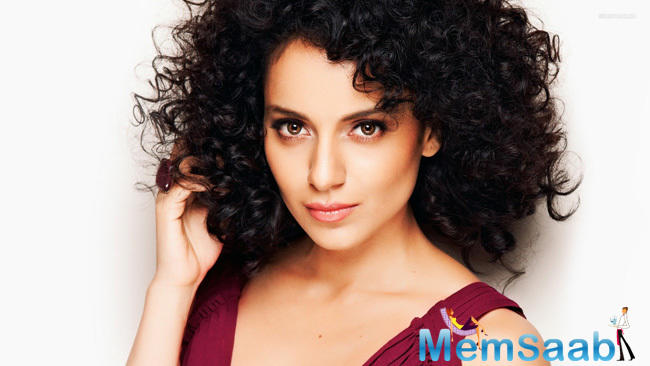 Kangana Ranaut is currently busy with her upcoming film 'Manikarnika: The Queen of Jhansi'.