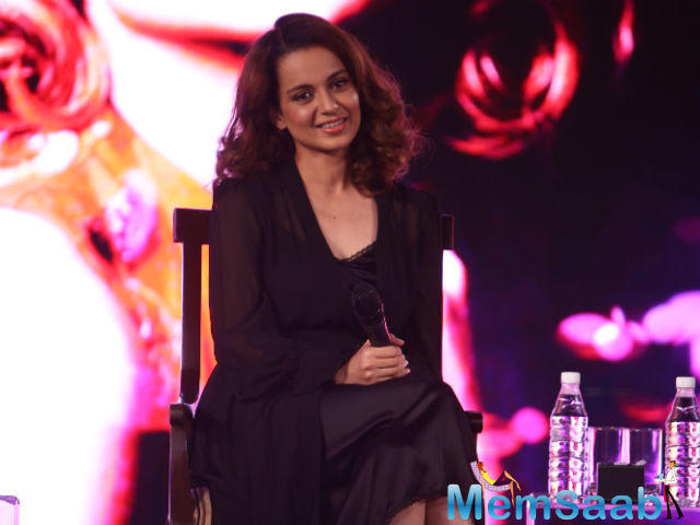 Kangana reportedly revealed that she feels she was unlucky in her last relationship.