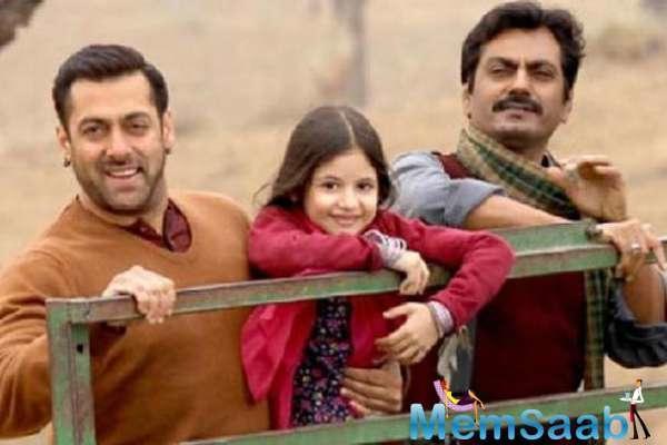 Directed by Kabir Khan, Bajrangi Bhaijaan has Salman as Bajrangi, an ardent devotee of Hindu deity Hanuman,