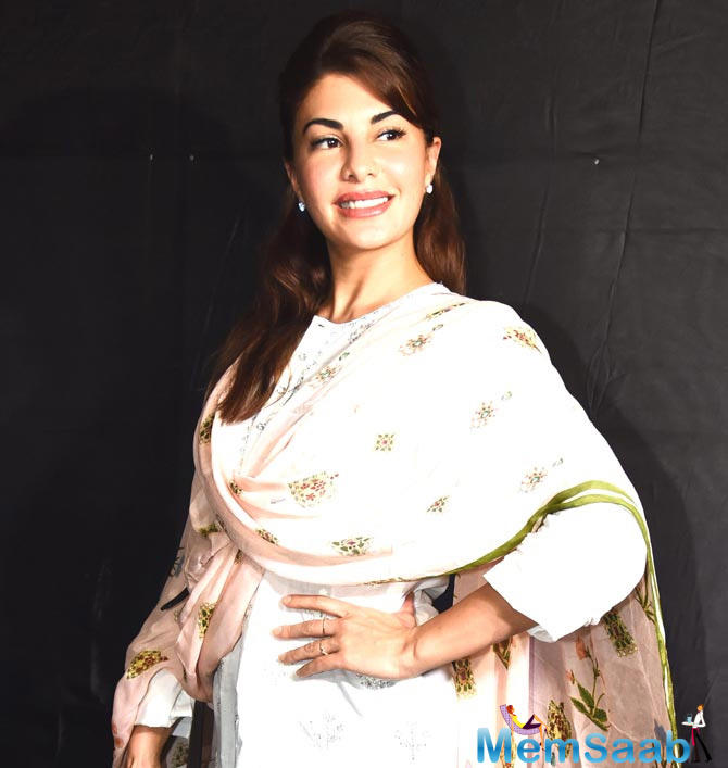 Only earlier this week, Jacqueline Fernandez was trolled after being clicked smiling at Sridevi's funeral.