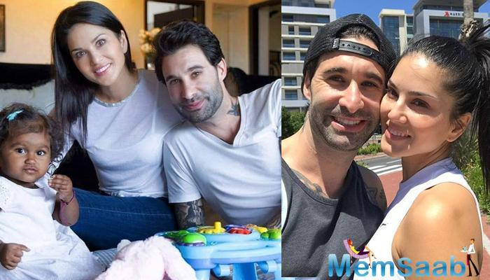 Sunny Leone and Daniel Weber have been blessed with a double bundle of joys in their lives as they welcomed their twin boys.
