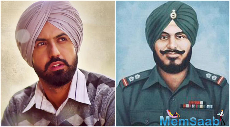 Gippy, whose real name is Rupinder Singh Grewal, says one has to do a lot of homework to portray a real-life person on screen.