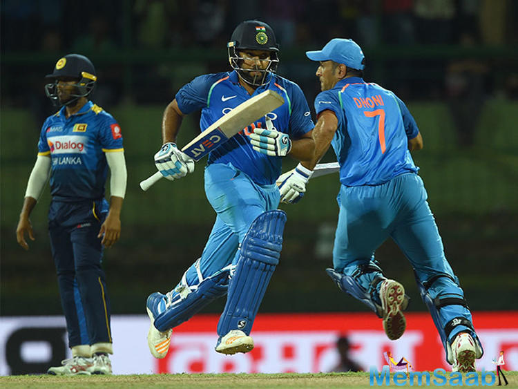 Sundar soon baffled Perera to get the Men in Blue back in the game. However, what was to follow is something the Indians would not have imagined.