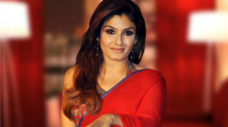 Raveena Tandon booked for shooting inside Lingaraj Temple, 'hurting' sentiments