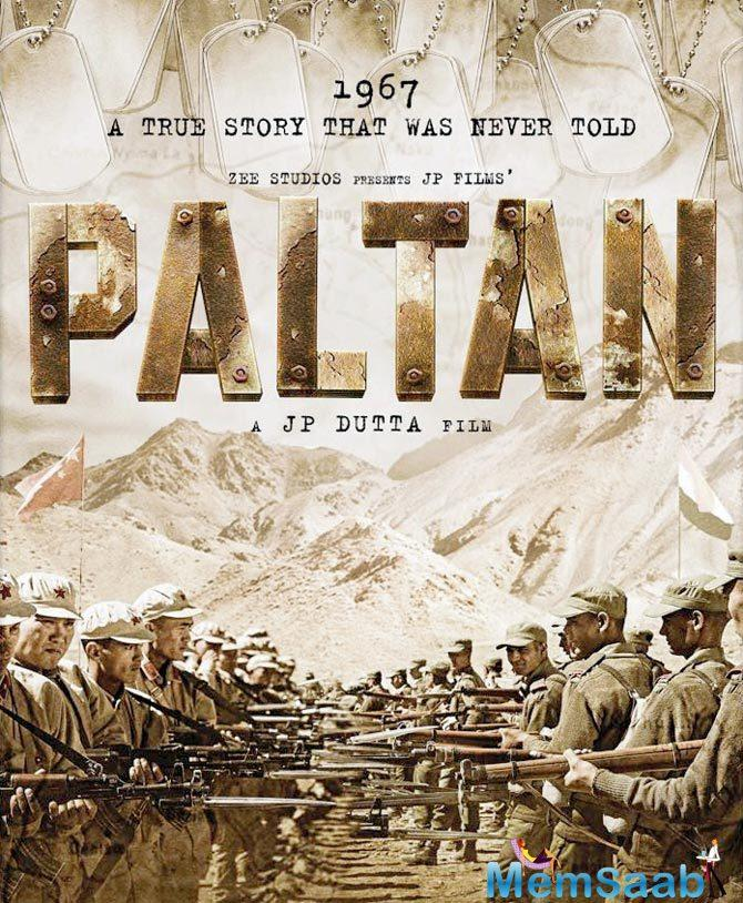 JP Dutta's Paltan Traces India's Victory Against China In
