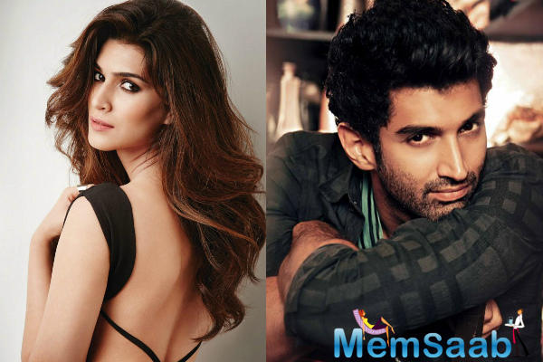 Speaking of Aditya Roy Kapur, the chocolate boy was always on board and Mohit's first choice.