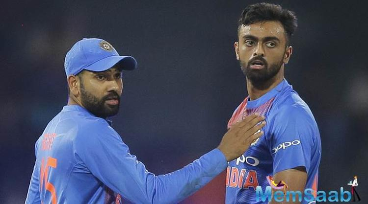 India defeated Bangladesh by six wickets in their 2018 Nidahas Trophy encounter here on Thursday,