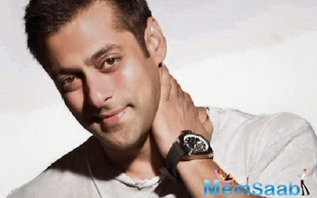 The report also suggested that Dabangg 3 might go on floors in May and should be done by October.